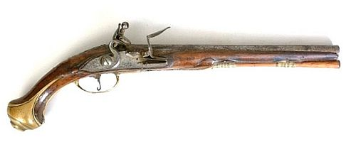 1760 French Pistol Photo