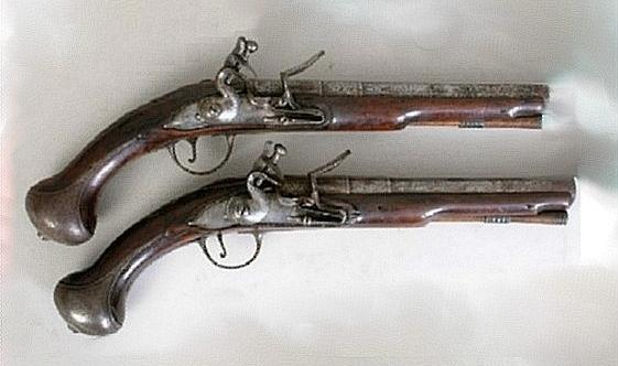 European Pistol Sets at Muzzleloader Builder's Supply