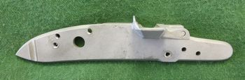 27140 - Plate for Dickert flintlock -