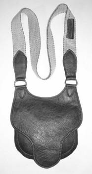 45301 - Leather Hunter Bag * Not in stock, but will order for you! - Leather&Cloth-Goods
