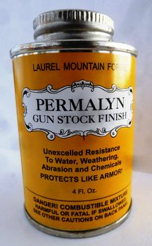 LMFINISH - Laurel Mountain Forge permalyn gun finish, 4 oz.  - Gun-Finishes